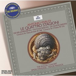 Vivaldi - Le Quattro Stagioni - Pinnock