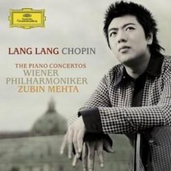 Chopin - Piano Concertos - Lang Lang - Mehta