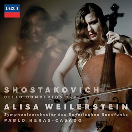 Shostakovich - Cello Concertos - Weilerstein