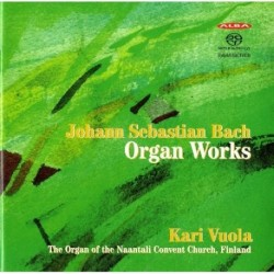Bach JS - Organ Works - Vuola