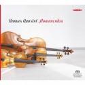 Kamus Quartet - Homunculus - Salonen - Ligeti - Britten