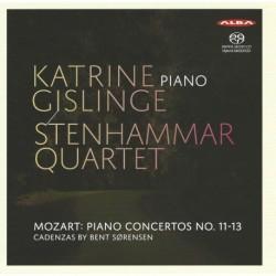 Mozart - Piano Concertos 11 - 13 - Gislinge