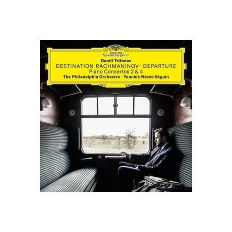 Trifonov - Destination Rachmaninov