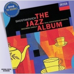 Shostakovich - Jazz Suites 1 and 2 - Chailly