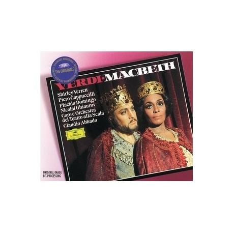 Verdi - Macbeth - Abbado