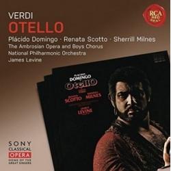 Verdi - Otello - Levine