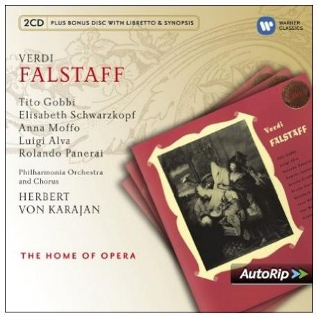Verdi - Falstaff - Karajan