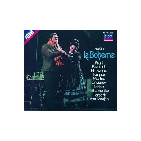 Puccini - La Bohème - Karajan