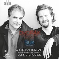 Dvorak - Suk - Tetzlaff - Storgords