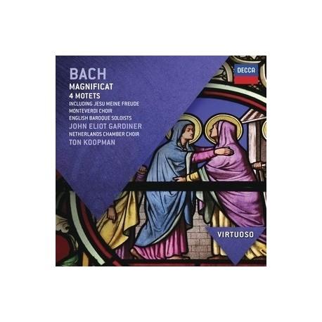 Bach JS - Magnificat - Gardiner