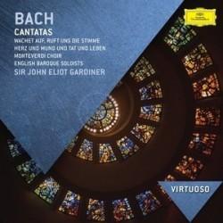 Bach JS - Cantatas - Gardiner