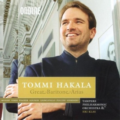 Tommi Hakala - Great Baritone Arias