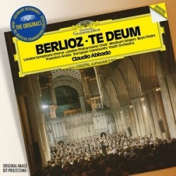 Berlioz - Te Deum - Abbado