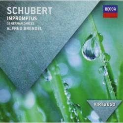 Schubert - Complete Impromptus - Brendel