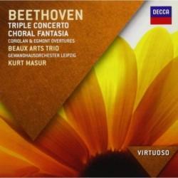 Beethoven - Triple Concerto - Choral Fantasy