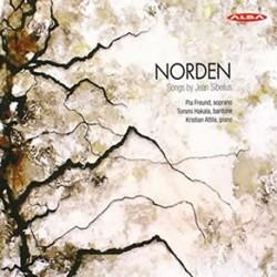 Norden - Songs by Jean Sibelius - Freund - Hakala