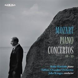 Mozart - Piano Concertos 11 - 13 - Randalu