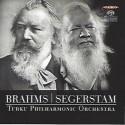 Brahms - Segerstam - TPO