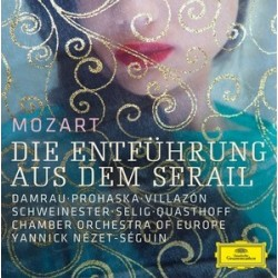 Mozart - Die Entführung aus dem Serail - Nézet-Séquin